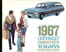 Chevrolete Family Fun Wagons 1967