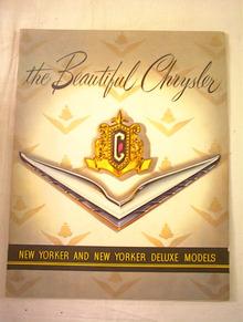 1954 New York & New Yorker Deluxe models