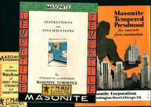 Masonite Company Brochures