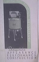Prima Deluxe Nevercrush Squeeze Dryer Ad 1940