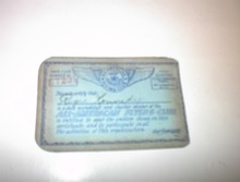c 1942 All American Hop Harrigan Flying Club
