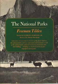 The National Parks Freeman Tilden 1968 EXHBDJ