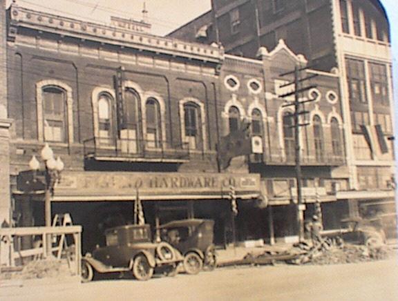 Fruend Hardware Co. Shreyeport,La 1920 photo