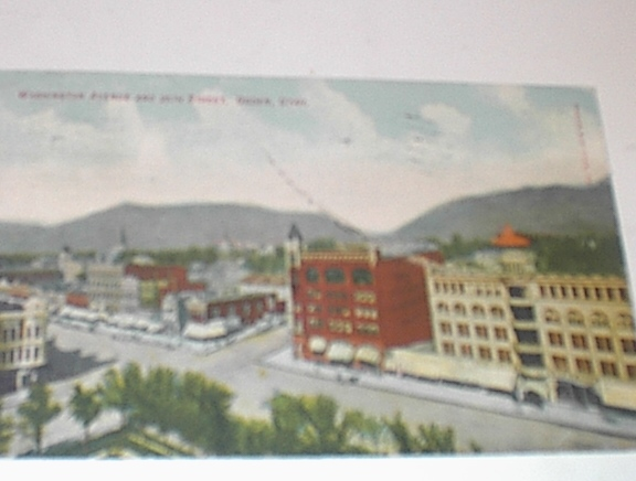 1909 Washington Ave & 25th St.Ogden Utah