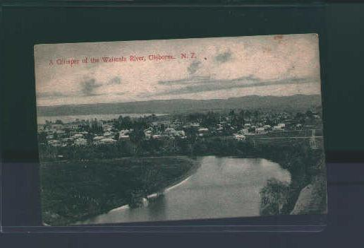 The Waimata River in Gisborne New Zealand!