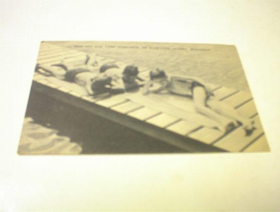 1940's Camp Highlands,Plum Lake,Sayner,Wis