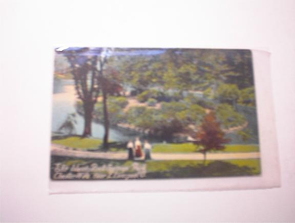 1910 The Island Rock Springs Park,E.Liverpool