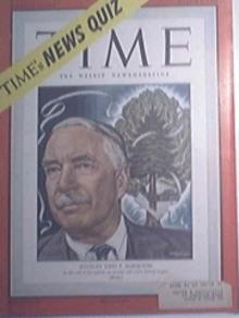 TIME, Novelist John P. Marquand, 3/7/1949
