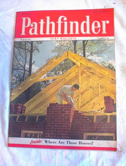 Pathfinder News Magazine,July 30,1947