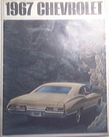 1977 Chevrolet Buyers Brochure Impala SS, Caprice,Bel A