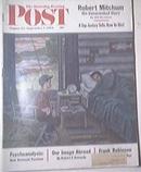 Saturday Evening Post August 25-Spet 1,1962 R.Mitchum