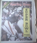 The Sporting News 1/19/1974 SUPER BOWL VIII