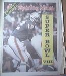 The Sporting News 1/19/1974 SUPER BOWL VIII