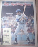 The Sporting News 9/5/1970 Bud Harrelson Cover