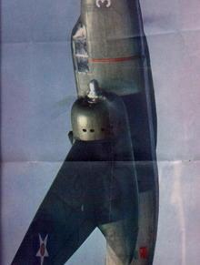 Foldout Pic of Douglas A-20A Bomber