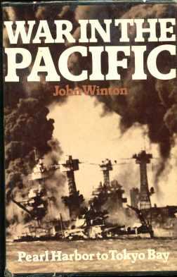 War in the Pacific John Winton 1978