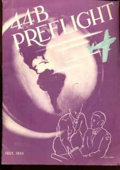 44B Preflight USAF magazine july 1943