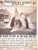 WHO WANTS TO BUY AN AIR RAID SHELTER 12-19-41