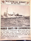 RUBBER BOATS FOR LEATHERNECKS  APRIL 29,1942