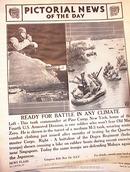 PHOTO OF A MEDIUM M-3 TANK. DECEMBER 12,1941