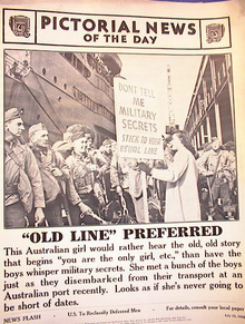 OLD LINE PREFERRED     JULY 15,1942