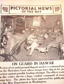 ON GAURD IN HAWAII PHOTO UNDERGROUND POST