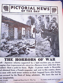 THE HORRORS OF WAR PHOTO'S  JUNE 19,1942