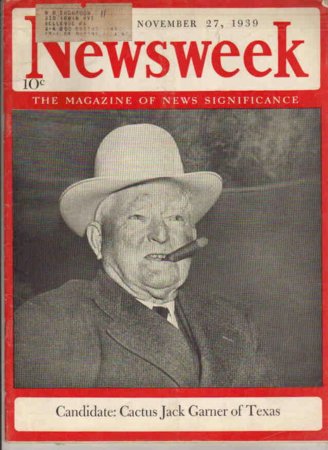 Newsweek Nov 27 1939 War in Europe Photos