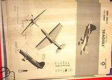 1942TRAING POSTER OF'SO3C-2'SCOUT OBSERVATION
