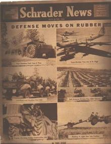 Schrader News-Defense Moves on Rubber 6/1941