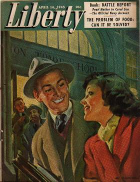 Liberty Mag 4/1945 Pearl Harbor-Battle Report