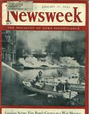 Newsweek, London Scene, 1/13/41