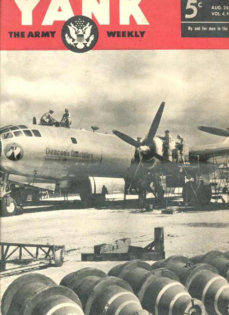 Yank,The Army Weekly/Aug.24'45/Marianas