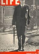 LIFE 2/10/41 MUSSOLINI TOOK LICKING IN AFRICA