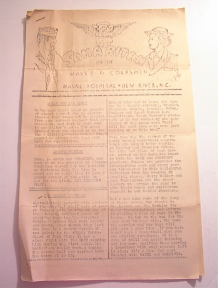 The Samaritan 12/4/1943 Vol.1 No.20