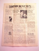 SAMPSON U.S. Navy News,7/9/1943,Vol.1 No.31