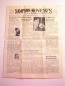 SAMPSON U.S. Navy News,7/9/1943,Vol.1 No.31