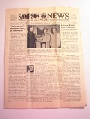 SAMPSON U.S. Navy News,7/16/1943,Vol.1 No.32.