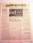 SAMPSON U.S. Navy News,7/30/1943,Vol.1 No.34.