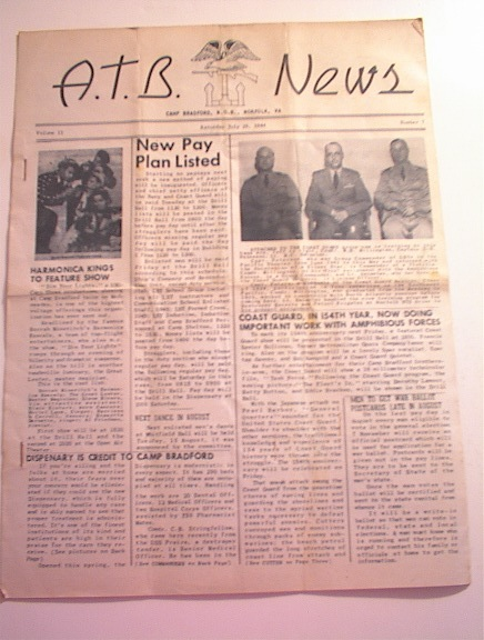 A.T.B. News,7/29/1944,Vol.II No.7.