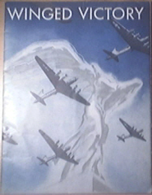 Winged Victory by Moss Hart US Army AF