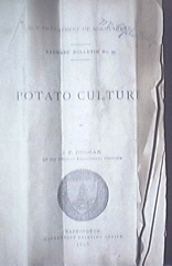 Farmers Bulletin No.35 Potato Culture J.F.Duggar 1896