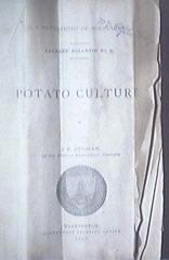 Farmers Bulletin No.35 Potato Culture J.F.Duggar 1896