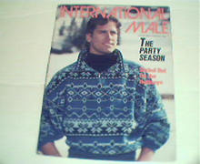 International Male-Spring 89-High Society,Military Air