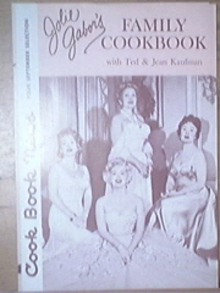 Jolie Gabor's Family Cookbook with Ted & Jean Kaufman