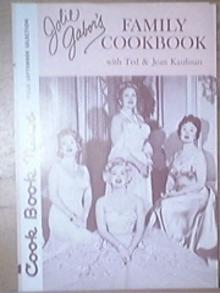 Jolie Gabor's Family Cookbook with Ted & Jean Kaufman
