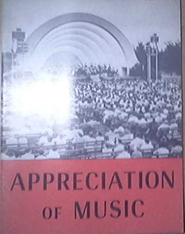 Britannica Home Reading Guide Music Apperciation Issue