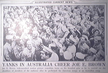 Illustrated Current News 4/14/1943 Joe E. Brown