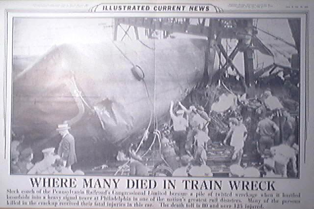 Illustrated Current News 9/19/43 Pennsylvania Railroad