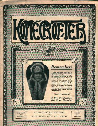 Homecrofters;Veneral Disease,Eugenic Marriage